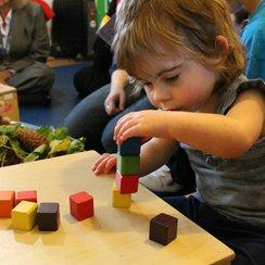 Hannah Building Blocks - Legacy Rainbow House