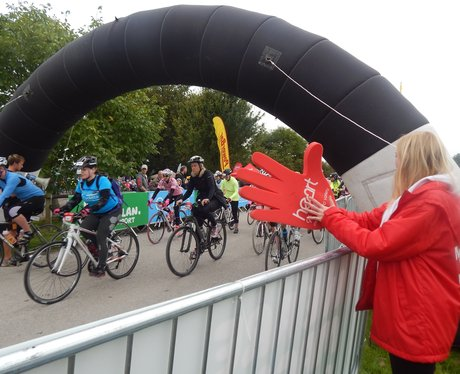 Heart Angels: Cycletta Cheshire Sunday  28th