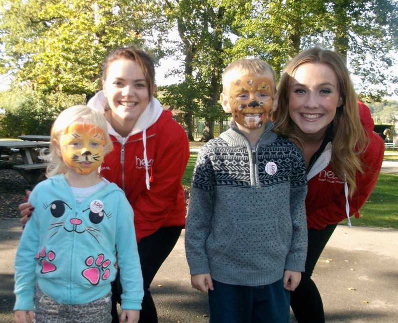 Heart Angels: Longleat Make Some Noise (Oct 2014)