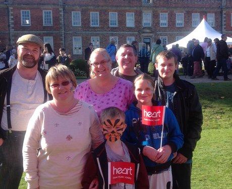 apple festival families