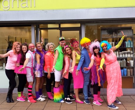Charity Day Pics