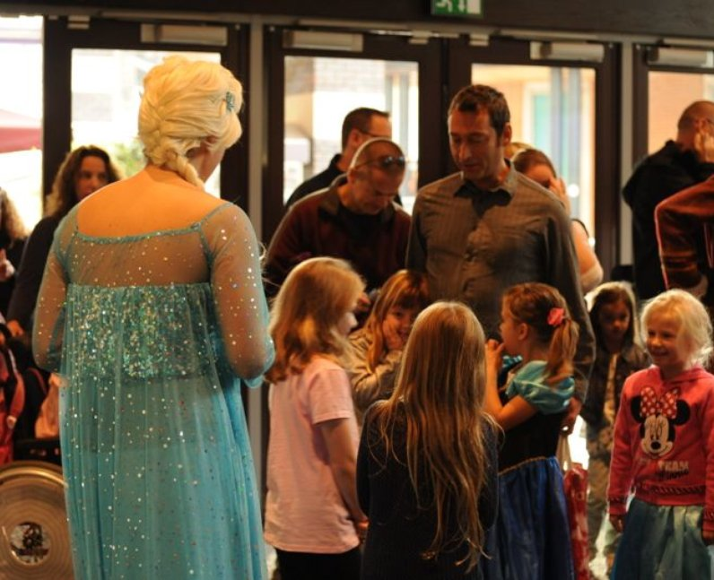 Make Some Noise: Frozen Screening Bristol (Oct 201