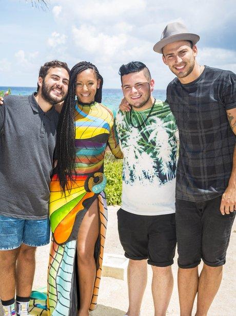 Mel B - X Factor Judges Houses