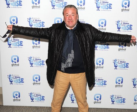 Ray Wintstone Global Make Some Noise 2014