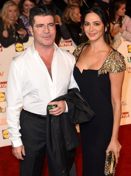 Simon Cowell Pride Of Britain Awards 2014