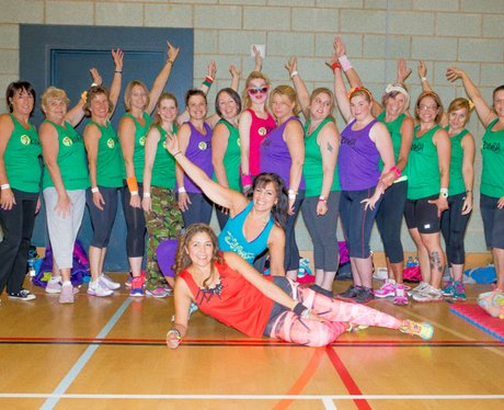 world zumba Record 2014