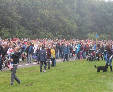 Heart Angels: Swindon Half Marathon - The Day (21s