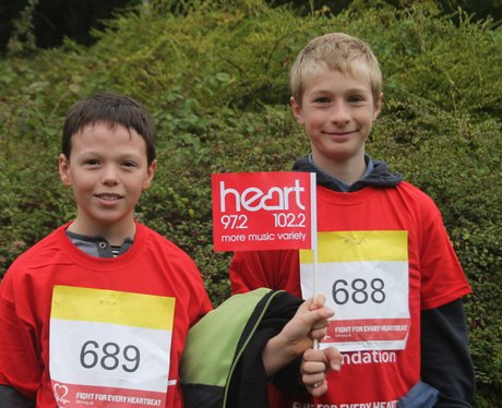Heart Angels: Swindon Half Marathon - The Day (21s