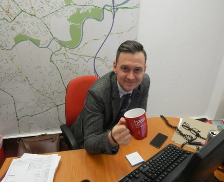 Heart Angels: Work Places in Preston (14th October