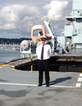 Captain Eagles RFA Argus