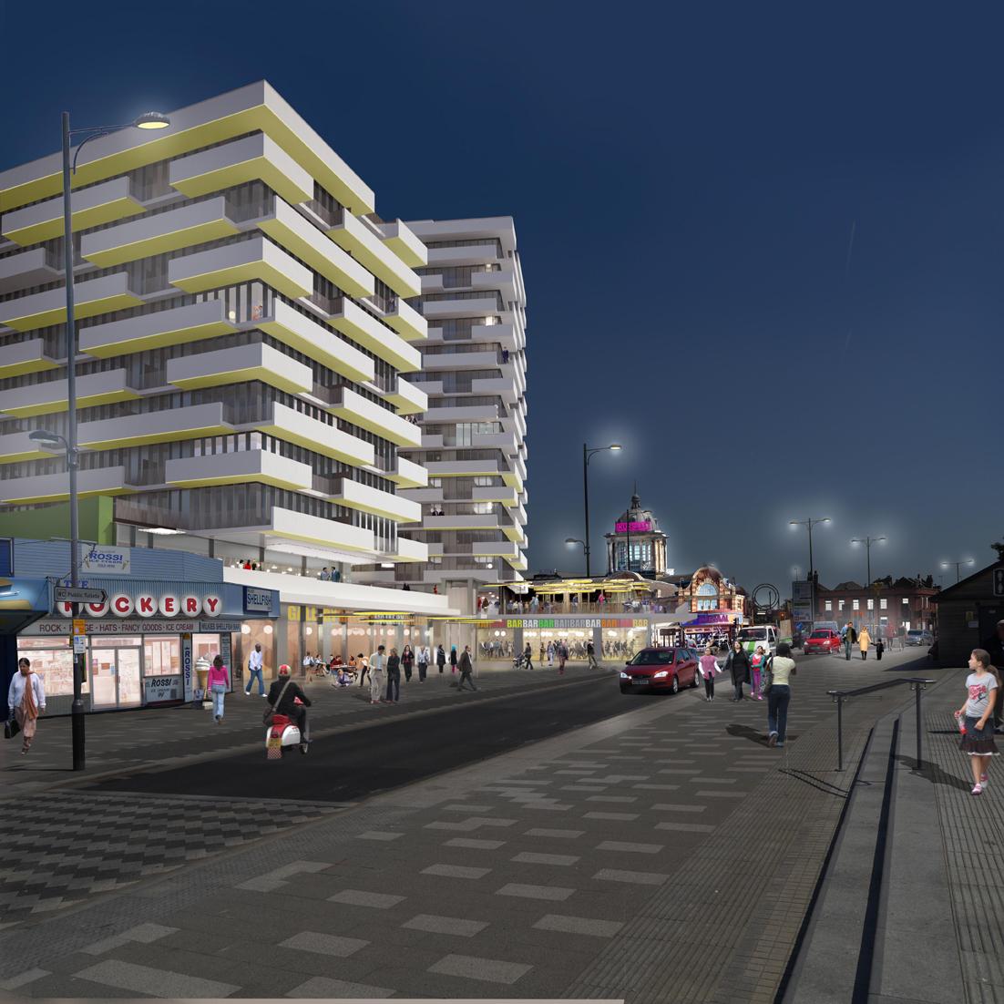 Southend Marine Plaza 1