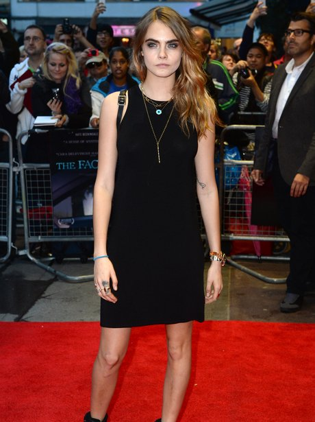 Cara Delevingne 'Face Of An Angel' premiere