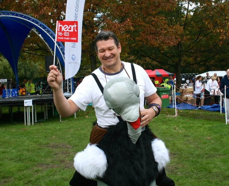 Chelmsford Park Marathon Part One (19 October 2014