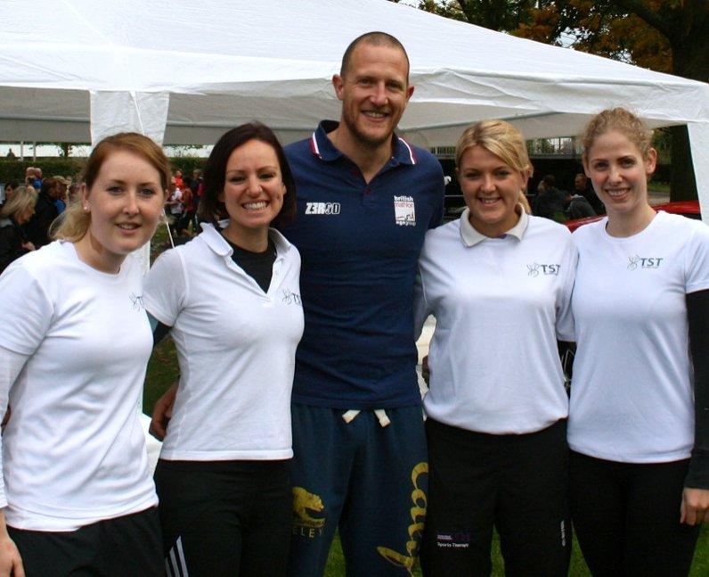 Chelmsford Park Marathon Part One (19 October 2014)
