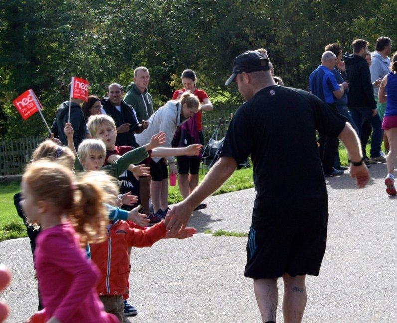 Chelmsford Parks Marathon Part Two (19 October)
