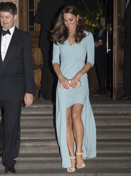 Kate Middleton\'s Most Dazzling Dresses - Heart