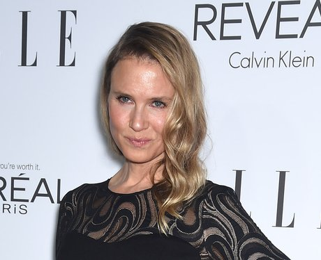 Renee Zellweger attends ELLE's 21st Women in Holly
