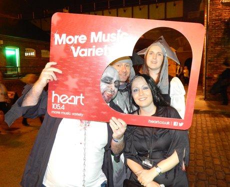 Heart Angels - Halloween At Coronation Street The