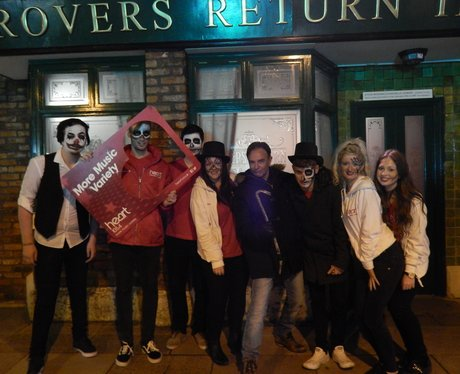 Heart Angels - Halloween At Coronation Street The