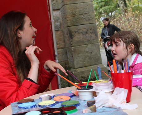 Heart Angels: The Alnwick Gardens - 27th October 2