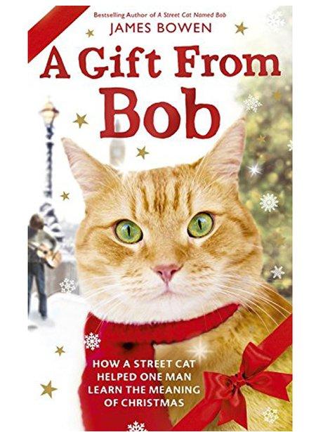 Bob the cat book cover