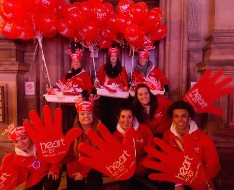 Birmingham's Christmas Parade 2014: Smile