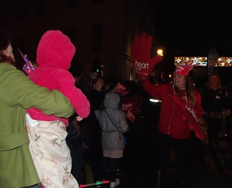Birmingham's Christmas Parade 2014: The Procession