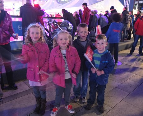 @Bristol Ice Rink Launch 2014