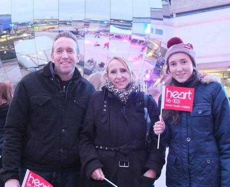 @Bristol Ice Rink Launch 2014