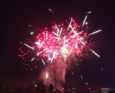Drumchapel's Fireworks photos