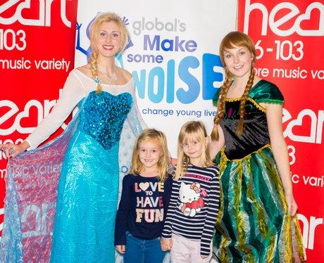 Frozen Sing-a-long Norwich 2014