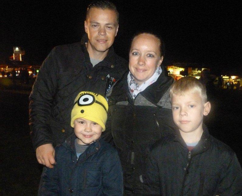 Harlow Fireworks (3 November 2014)