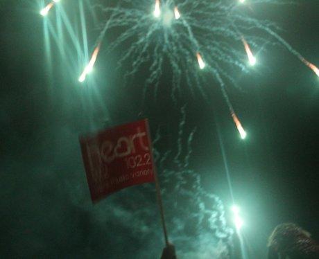 Heart Angels: Cirencester Fireworks (November 1st