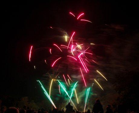 Ipswich Fireworks 2014