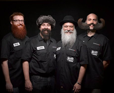 World Beard and Moustache Competition