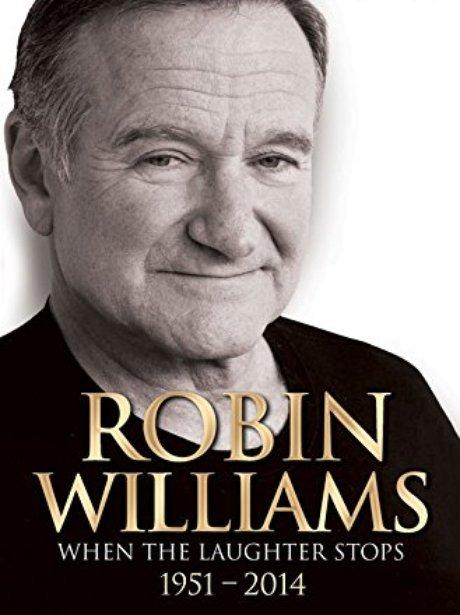 Robin Williams book cover