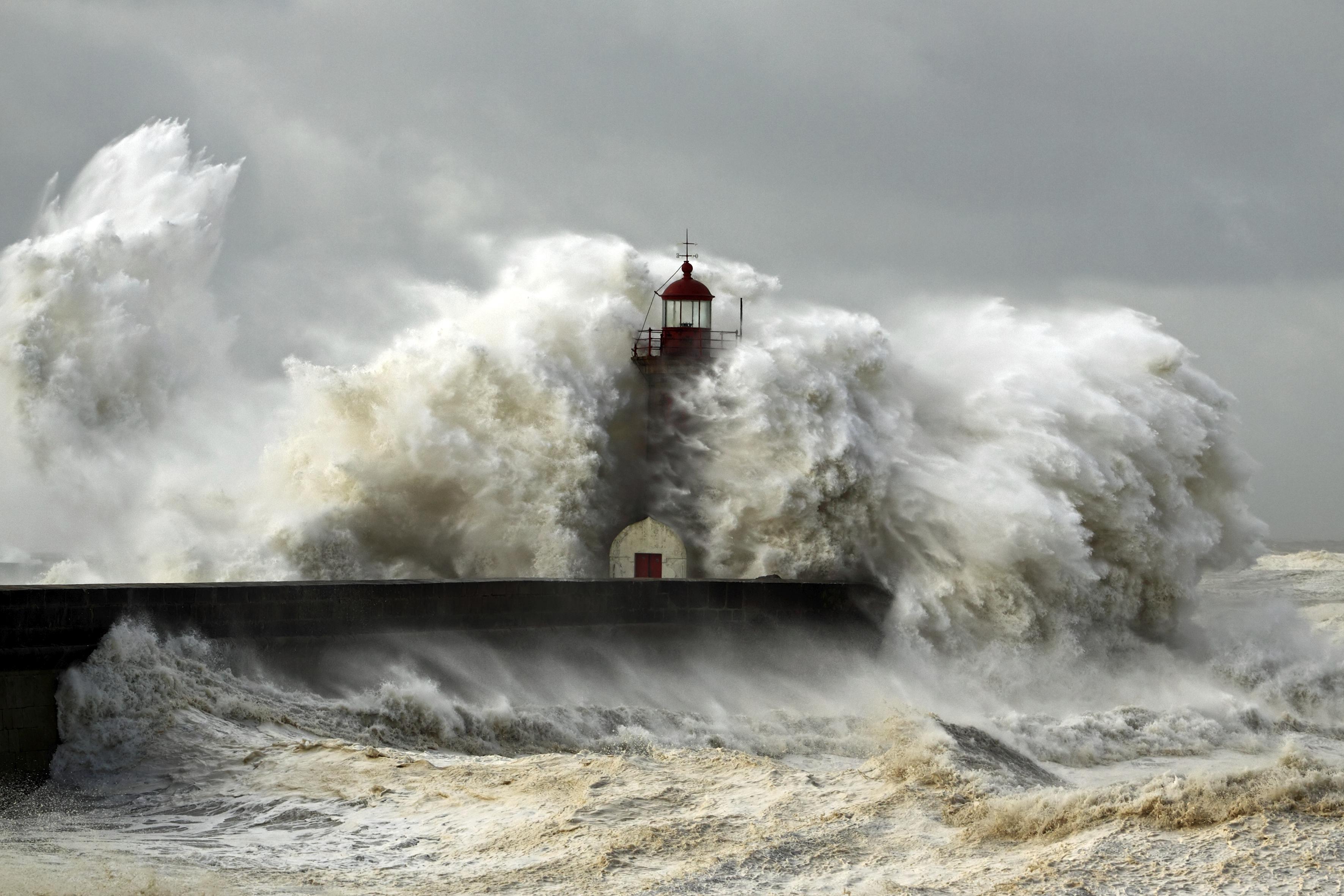 Storm Ewan is coming