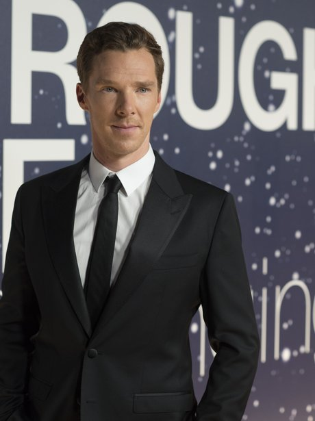 Benedict Cumberbatch at the2nd Annual Breakthrough