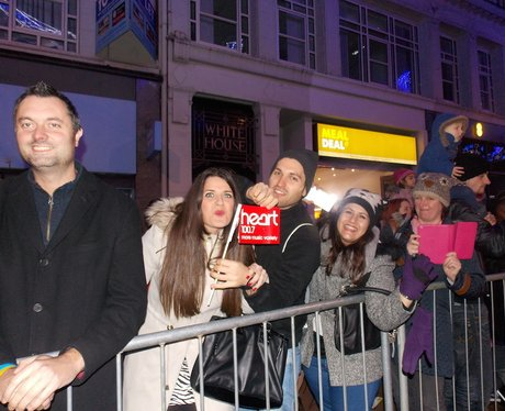 Birmingham's Christmas Parade 2014: High Five