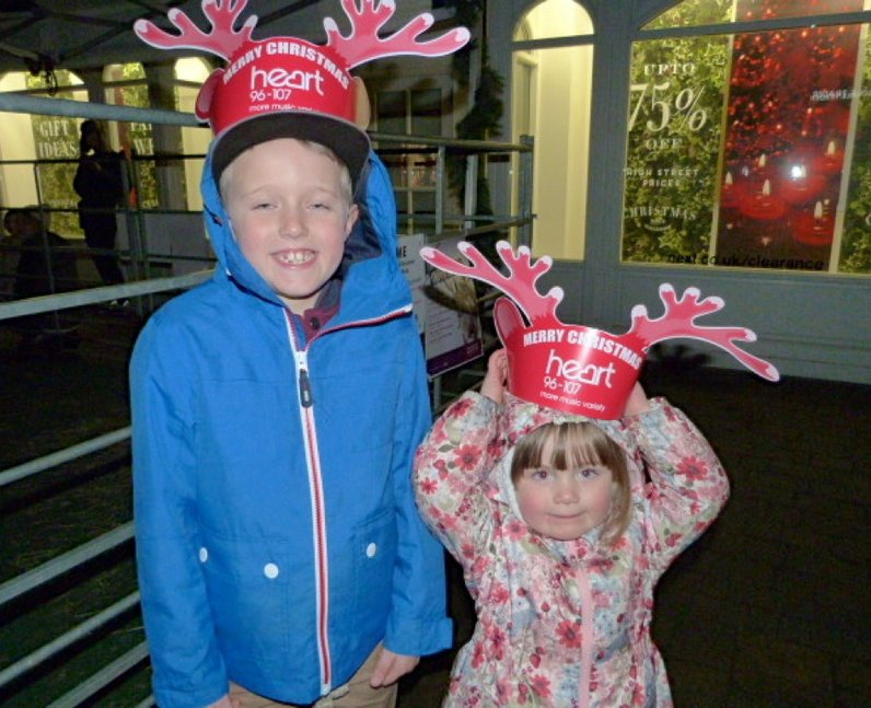 Freeport Braintree Lights Switch On (13 November 2