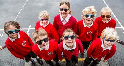 Georgeham School Campaign For Solar Panels Heart North