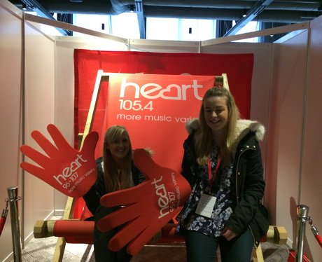 Heart Angels at Liverpool Celebration Of Style
