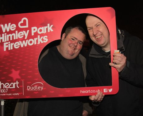 Himley Fireworks: Give it some heart