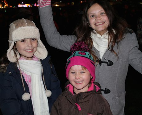 Himley Fireworks: Go out with a bang!