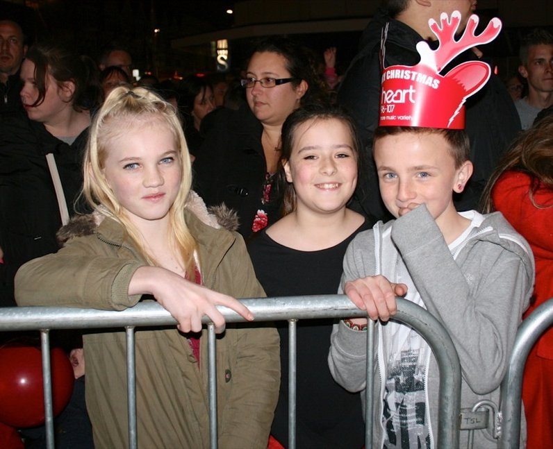Southend Light Switch On (15 November 2014)