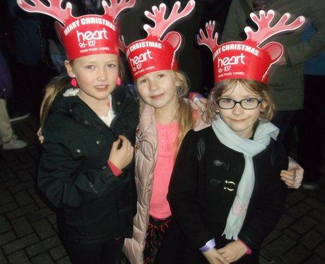 The Mall Christmas Lights 2014