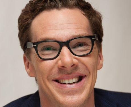 Benedict Cumberbatch The Imitation Game Photocall