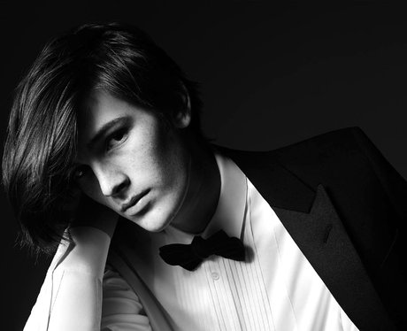 Dylan Brosnan débuts his modelling career for YSL.