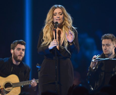 Ella Henderson at Global Make Some Noise Evening 2
