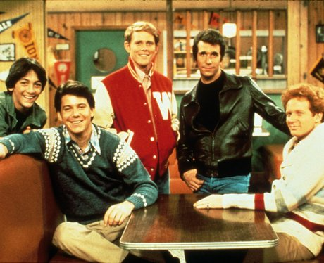 Happy Days TV Still